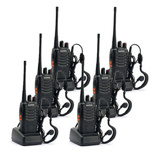 6-Baofeng-BF-888S-Walkie-Talkie-2-Two-Way-Radio-Handheld-Long-Range-GMRS
