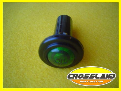 Land Rover Series Dash Warning Light Green
