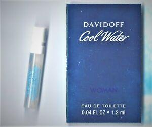 Davidoff Cool Water EDT Herren Parfum Probe 1ml günstig
