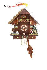 Forêt noire Coucou Quartz Horloge à pendule,Coucou,peint à la main,