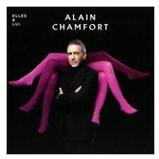 Elles & Lui - Alain Chamfort (2012, CD NEUF)