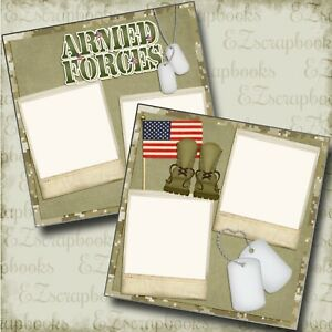 Armed-Forces-2-Premade-Scrapbook-Pages-EZ-Layout-4876