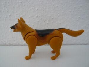 Playmobil-Hund-Polizei-Schaeferhund-Tiere-Figuren-Zubehoer
