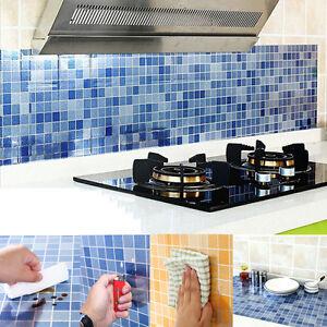 k che badezimmer selbstklebend tapete wasserfest. Black Bedroom Furniture Sets. Home Design Ideas