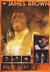 James Brown - Body Heat (DVD, 2010)