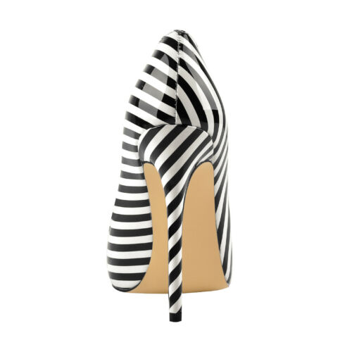 Details about  /Onlymaker Women/'s Pointy Toe Stiletto High Heels Office Work Pumps Shoes US5-15
