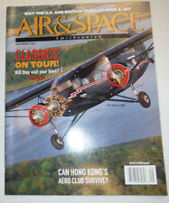 Air & Space Magazine Classics On Tour Hong Kong September 2003 041015R