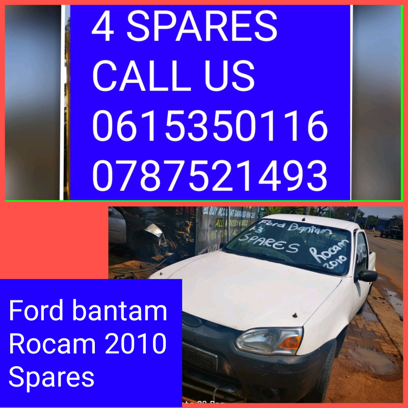 Ford bantam rocam 1.3 stripping 4 spares call us now