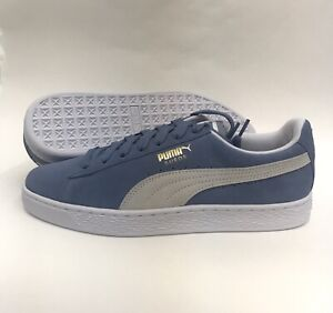 NIB Men s PUMA 365347 03 Infinity Suede Classic Shoes Sz 11  7078b0158