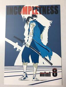 Yutaka Nakamura Animation Work Doujinshi INCOMPLETENESS miracle 3 C94