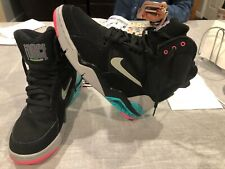 Nike Air Command Force Spurs Mens 684715 001 Black