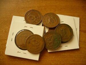 1944 to 1971 Mexico 20 Centavos Coin Ur choice of 1