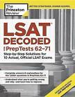 LSAT Decoded (Preptests 62-71): Step-By-Step Solutions for 10 Actual, Official LSAT Exams by Princeton Review (Paperback, 2016)