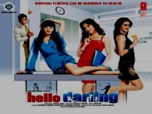 HELLO DARLING - NUOVO Bollywood COLONNA SONORA