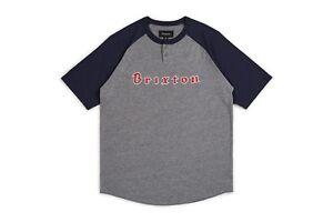 BRIXTON-PROXY-HENLEY-T-SHIRT-NEU-HEATHER-GREY-GR-M-BRIXTON-SUPPLY