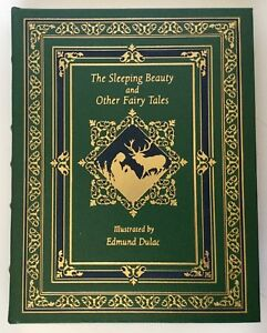 Easton-Press-Sleeping-Beauty-And-Other-Fairy-Tales-Edmund-Dulac