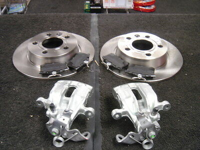FORD S-MAX 1.6 1.8 2.0 TDCi REAR BRAKE DISC REAR BRAKE CALIPER LH RH PAIR