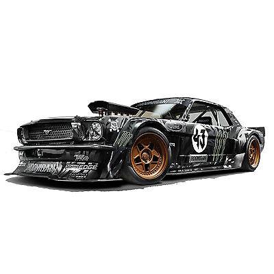 Hoonigan Mustang Parts