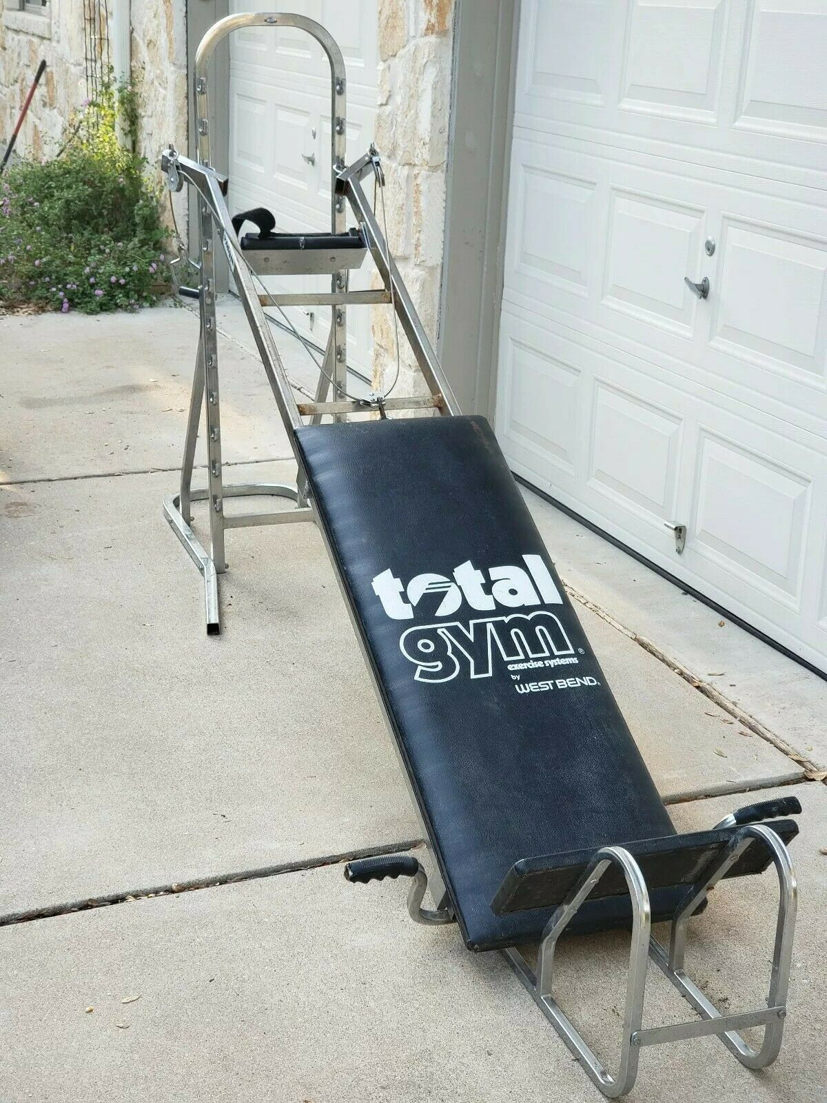 Rare, VINTAGE..Total Gym  Exercise System By WESTBEND  fashion