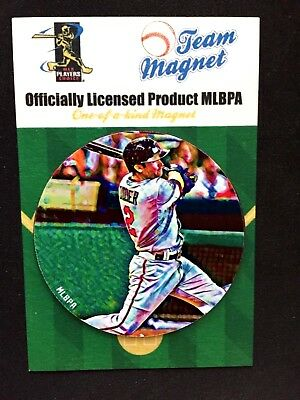 Weitere Ballsportarten PüNktlich Minnesota Twins Brian Dozier Magnet-cool Collectible #1 Best Seller-fav Spieler