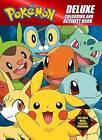 Pokemon Deluxe Colouring and Activity Book by Scholastic Australia (Paperback, 2016)