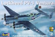 Revell U.S. Navy WWII Lockheed PV-1 Ventura  Plastic Model Aircraft Kit 1/48