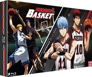 Kuroko-039-s-Basket-Integrale-3-Saisons-Edition-Collector-Limitee-Blu-ray