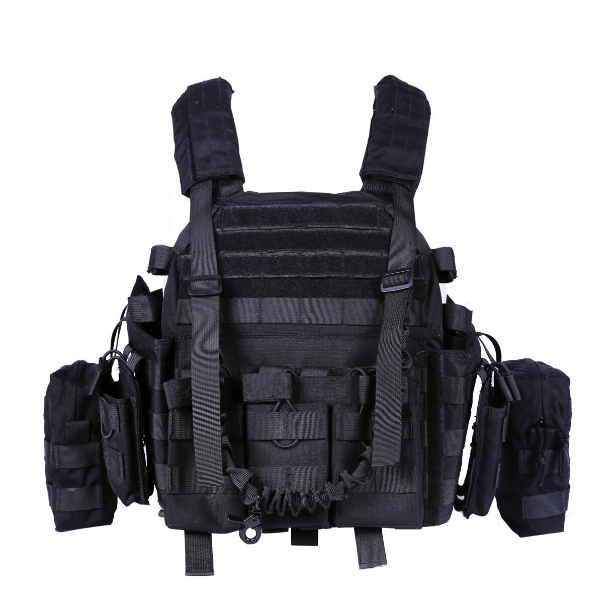 Military Military Military Carrier Outdoor Tactical Sports MOLLE Gear Field Swat Adjustable Vest 0 6ab0aa