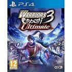 Warriors Orochi 3 Ultimate Ps4 Game UK SELLER