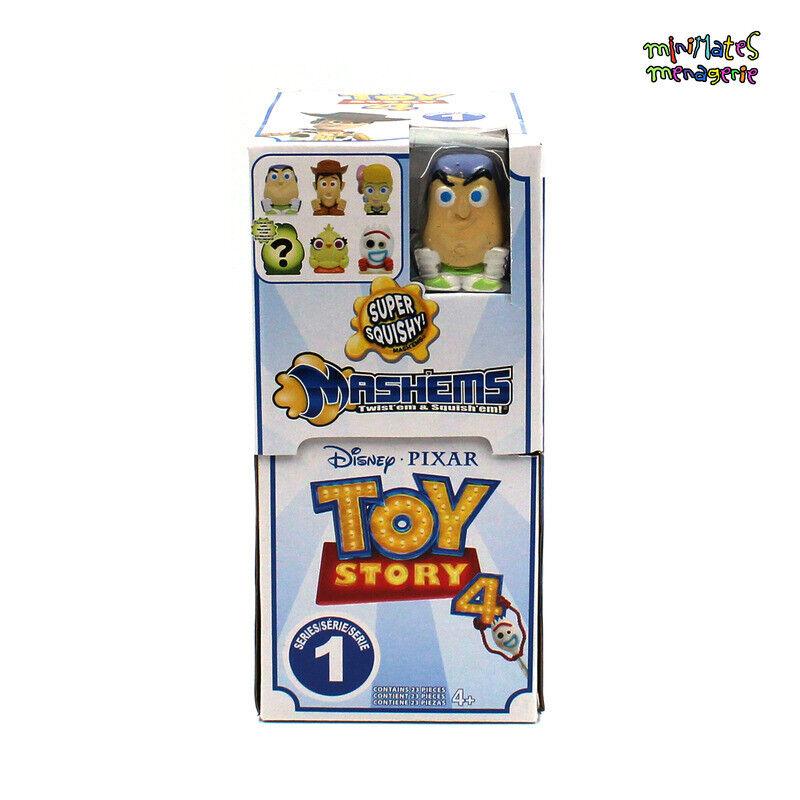 Mashems Toy Story 4 Series 1 Precintado Funda Of 24