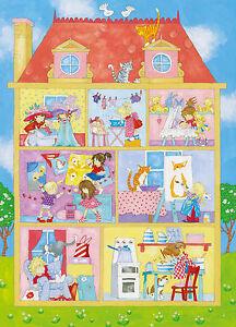 Fototapete Kinderzimmer Mädchen 183 x 254cm (Art.427)   eBay