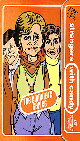 Strangers With Candy - The Complete Series - DVD - GOOD - $8.31
