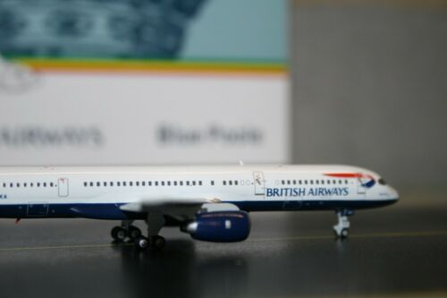53046 NG Model 1:400 British Airways Boeing 757-200 G-BIKA Model Plane
