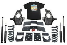 4 Front 6 Rear Suspension Lowering Drop Kit For 1999 06 Chevy Gmc 1500 V8 Only