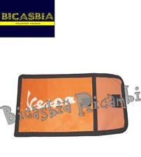 8059 - BORSA SACCA ATTREZZI ARANCIONE VESPA 125 150 200 PX - ARCOBALENO DISCO T5