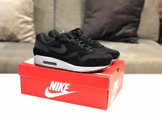 Nike Air Max 1 Black-black-pure Platinum Sz 10 Ah8145-006 for sale ...
