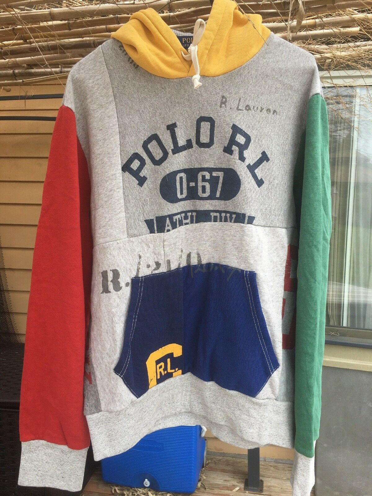 Polo Ralph Lauren Hoodie NWT Large Limited Edition