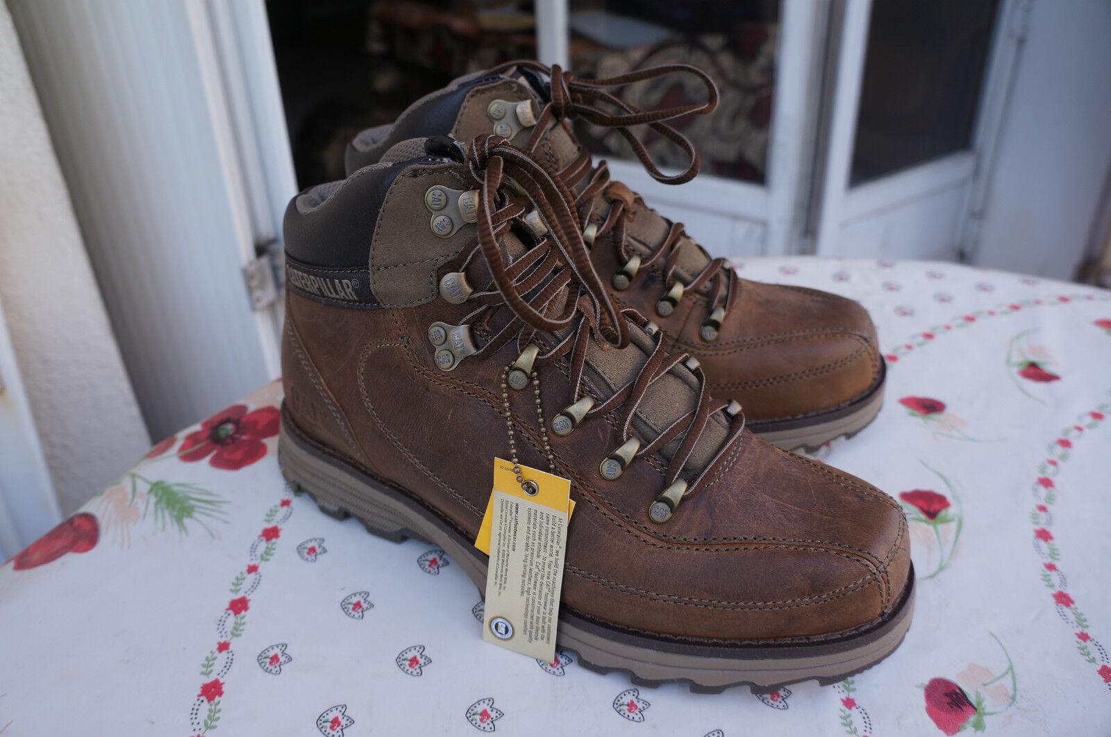 Cat Footwear Highbury, botas homme - marrón (Mens Desert), 40