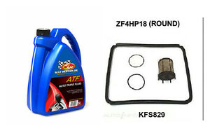 Transgold Transmission Kit KFS829 With Oil For VOLVO 960 A341E Trans