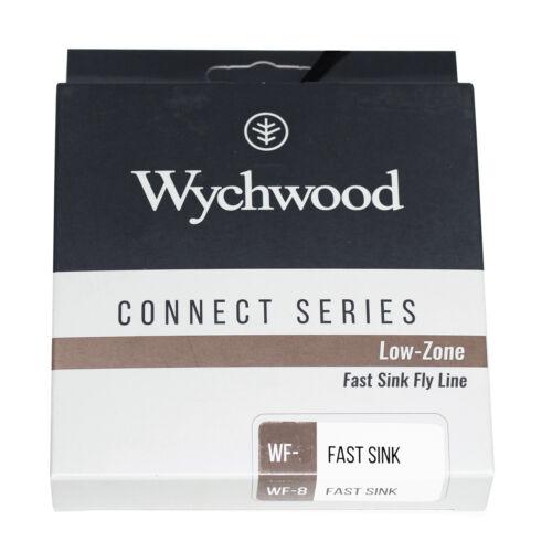 Wychwood faible zone Rapide Évier Mouche Ligne De Pêche