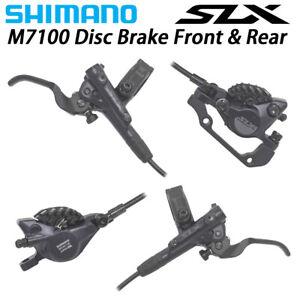 Shimano-SLX-BR-M7100-MTB-Hydraulic-Brake-Lever-Caliper-Left-amp-Right-800-1500MM
