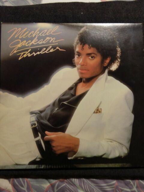 Thriller by Michael Jackson (vinyl  Record, 1982) - epic records - gatefold nice