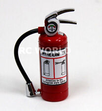 RC 1/8 Scale Accessories METAL FIRE EXTINGUISHER