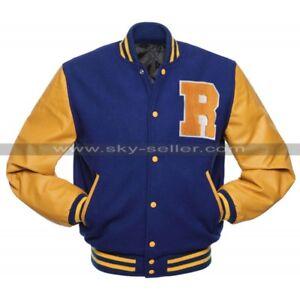 Bomber Andrews Riverdale Letterman R Archie Varsity Veste 5t5wRqC