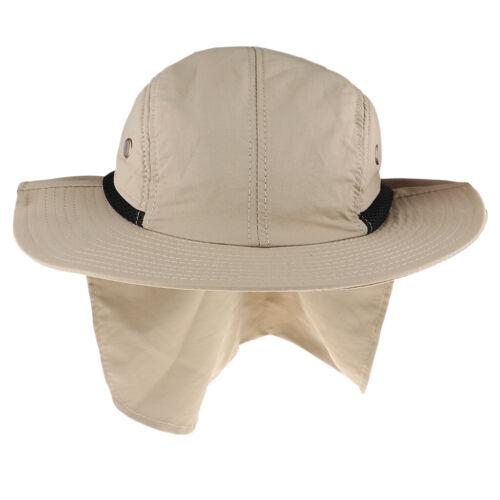 Fischerei Sonnenschutz Hut Männer Frauen Nackenschutz Hüte