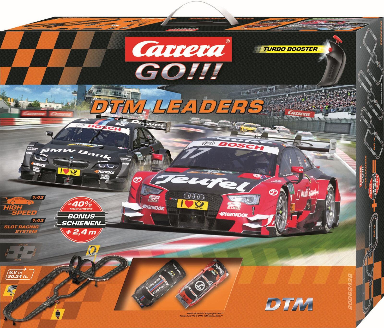 Carrera Go 20062438 - DTM Leaders, 62438, Nip