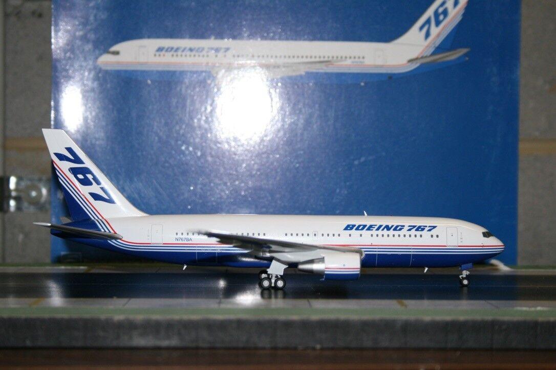 JC Wings 1 200 Boeing Company 767-200 N767BA (LH2110) Die-Cast Model Plane