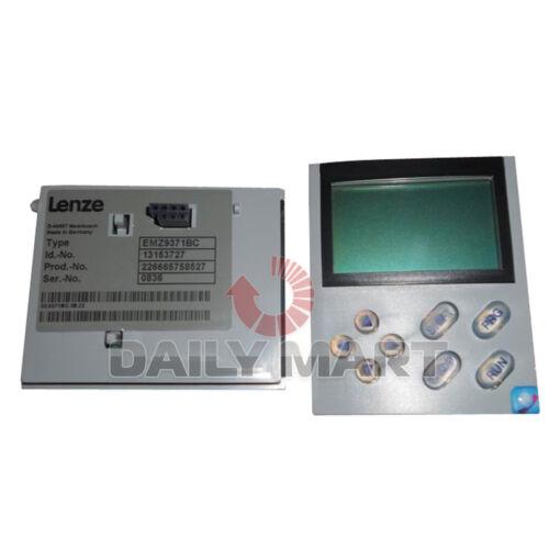 Lenze Inverter EMZ9371BC NEW Keypad Operating Panel