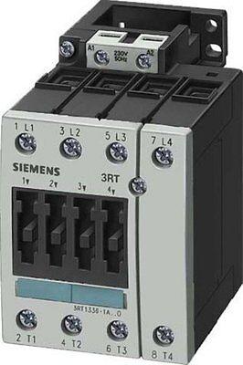 Siemens Leistungs-Schütz 230V//AC,3RT1535-1AP00,NEU,OVP,3RT 4P Contactor 4 polig