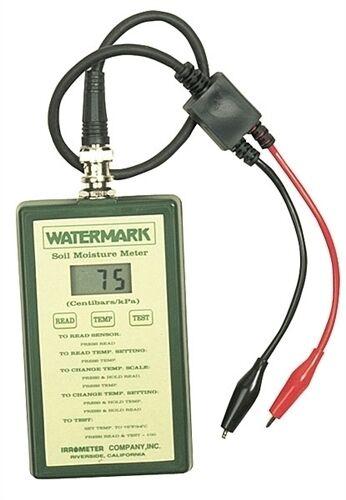 Marca de agua Irrometer Sensor de humedad Medidor de lectura digital de agua 30-ktcd-NL